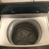 お金がない1人暮らしにおすすめ洗濯機!ハイアール5.5kgレビュー